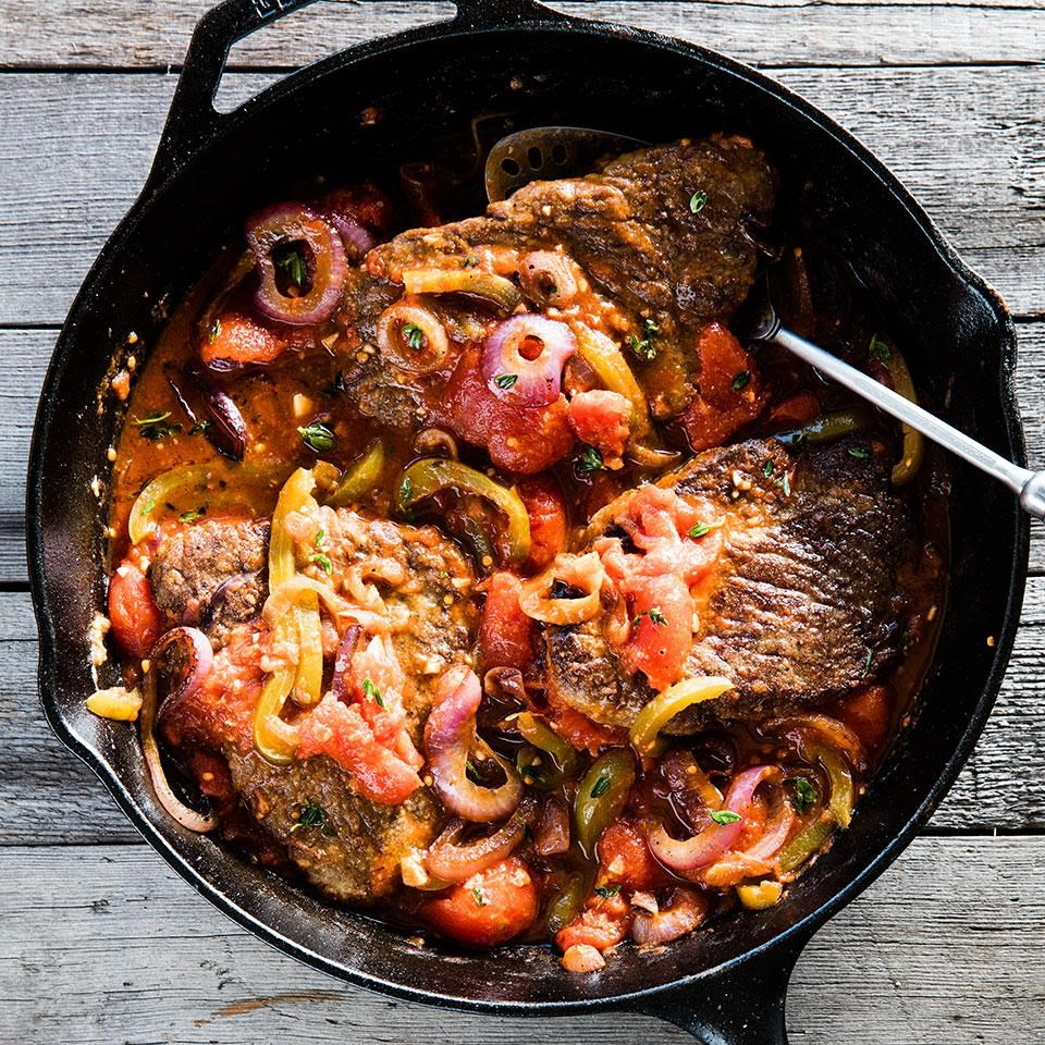 Skillet Swiss Steak