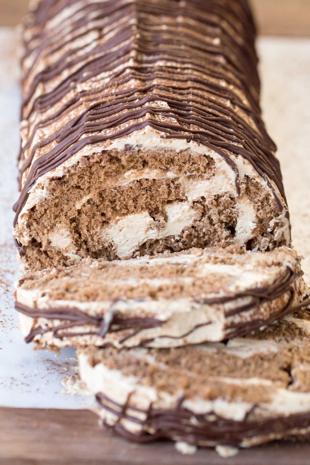 Coffee Roulade Recipe